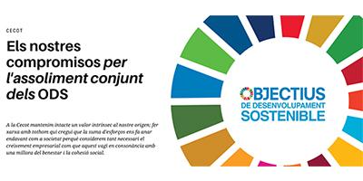 patronal cecot els nostres compromisos per assoliment ODS