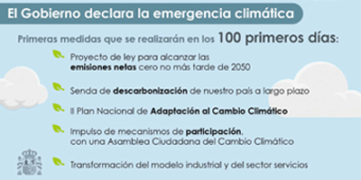 document mesures urgents emergència climàtica