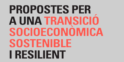transició socioeconomica sostenible i resilient