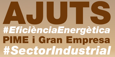 Banner ajuts sector industrial