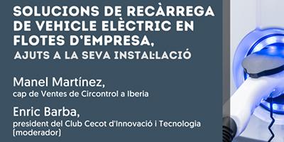 sessió digital | solucions de recàrrega de vehicle elèctric en flotes d'empresa